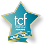 Tomorrow's Contract Floors Awards 2020 Logo
