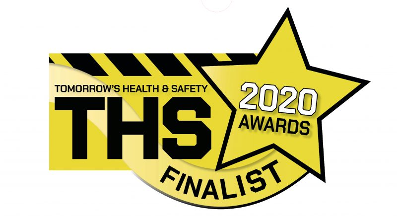 Tomorrow's Health & Safety Awards 2020 Logo