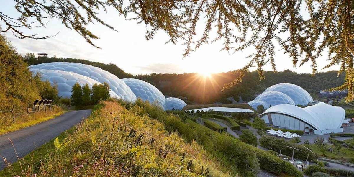 Alliance and Diversey Provide Sustainable Handwashing For Eden Project